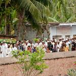 Muslim Funeral - Bagerhat, Bangladesh