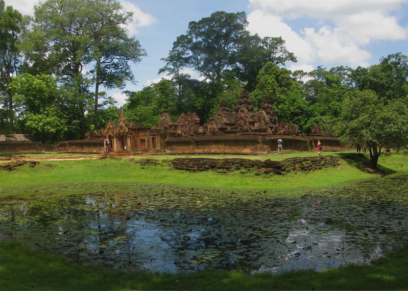 Banteay Srei Temple, Angkor