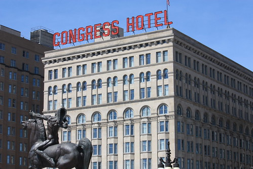 Congress hotel to convert to condo and retail greater for 12th floor congress plaza