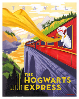 Travel with The Hogwarts Express