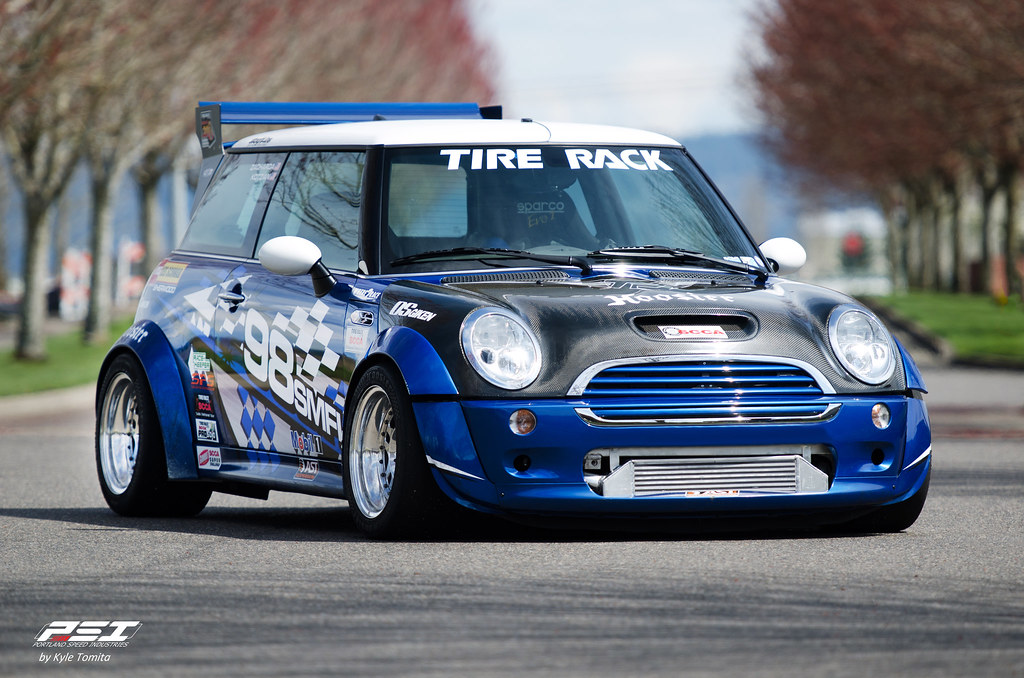 Turbo Mini Cooper - 001