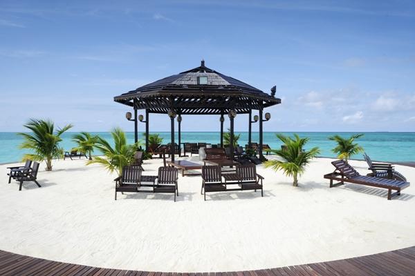 A view of Bali beach