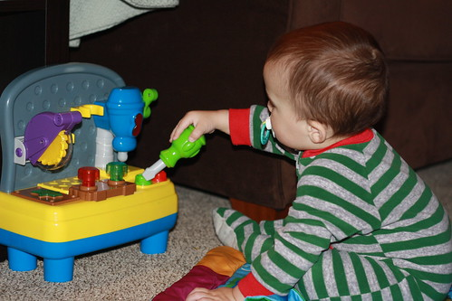 James at 11 Months 2012