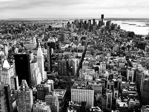 無料写真素材, 建築物・町並み, 都市・街, モノクロ, 風景  アメリカ合衆国, アメリカ合衆国  ニューヨーク