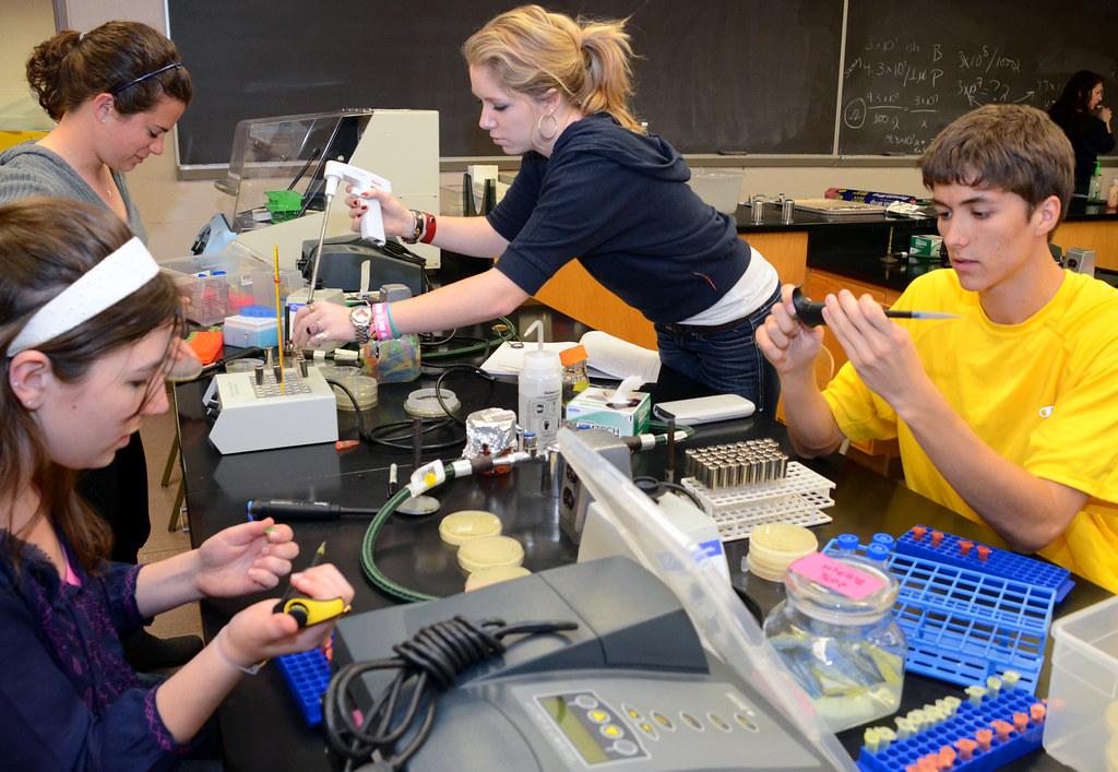 As early as their first year, Gettysburg students have abundant opportunities to gain hands-on experience with exceptional science facilities and resources that many larger institutions reserve for graduate students.