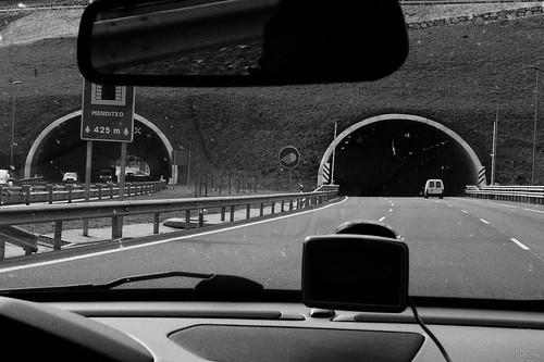 desde el asiento de atras - el tunel by eMecHe