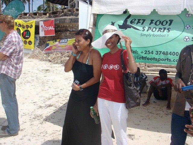 Beach Fives 2012