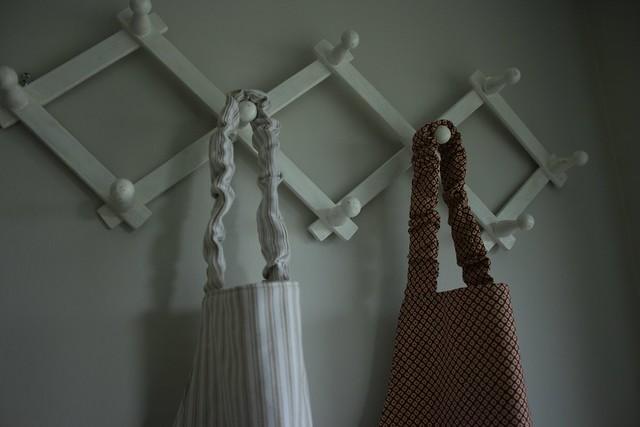 Toddler aprons