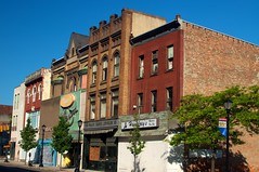 Old Stores on S. Main St