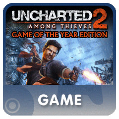 UNCHARTED 2: Among Thieves PSN