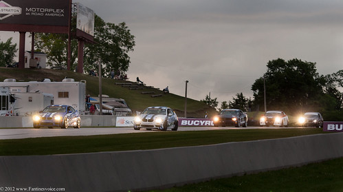 ROAD AMERICA Night Shot Test