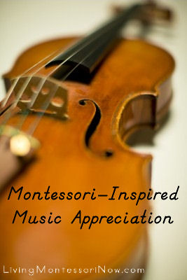 Montessori-Inspired Music Appreciation (Stock Photo by PaylessImages)