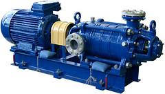 Центробежные многосекционные насосы и агрегаты электронасосные типа 1ЦНСг