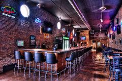 The Toad Stool Pub Bar