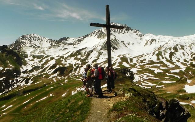 Croix du Berger 2289m