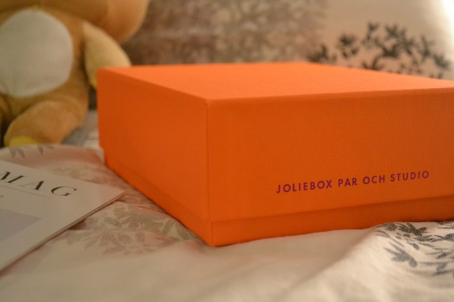 daisybutter - UK Style and Fashion Blog: joliebox june, beauty box, beauty sampling subscription