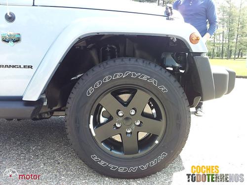 Jeep Challenge en Balocco (Italia)
