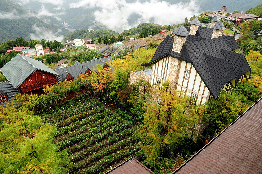 普羅旺斯玫瑰莊園