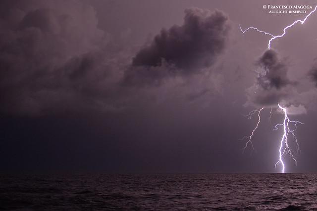 1.21 GW offshore thunderbolt