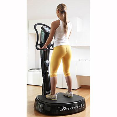 Plataforma vibratoria - Maquinas para gimnasio en casa ...