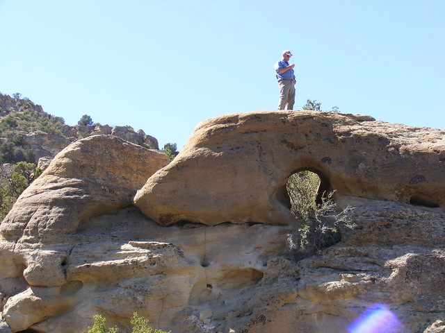 New Mexico Natural Arch NM-262