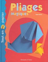 Didier Boursin - Pliages Magiques
