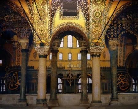 Hagia Sophia - Sancta Sophia - Aya Sofya - Ναός τῆς Ἁγίας τοῦ Θεοῦ Σοφίας - Istanbul, Turkey