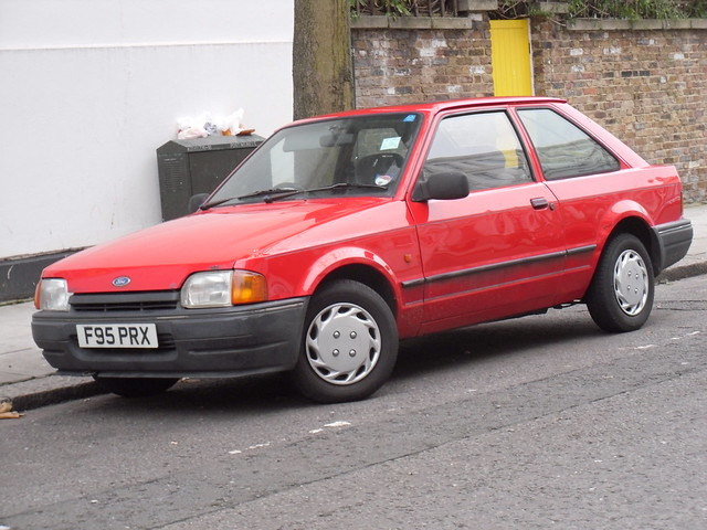 1989 ford escort lx hatchback eBay