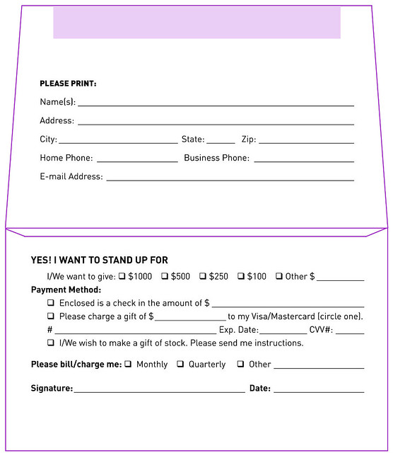NonProfit Donation Envelope (Inside) | Flickr - Photo Sharing!: flickr.com/photos/printingyoucantrust/5266789588
