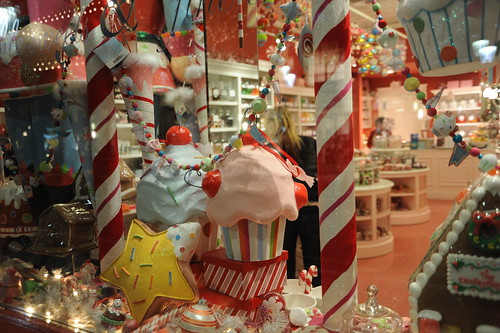 Christmas candy confections in the candy store, Seattle, Washington, USA by Wonderlane