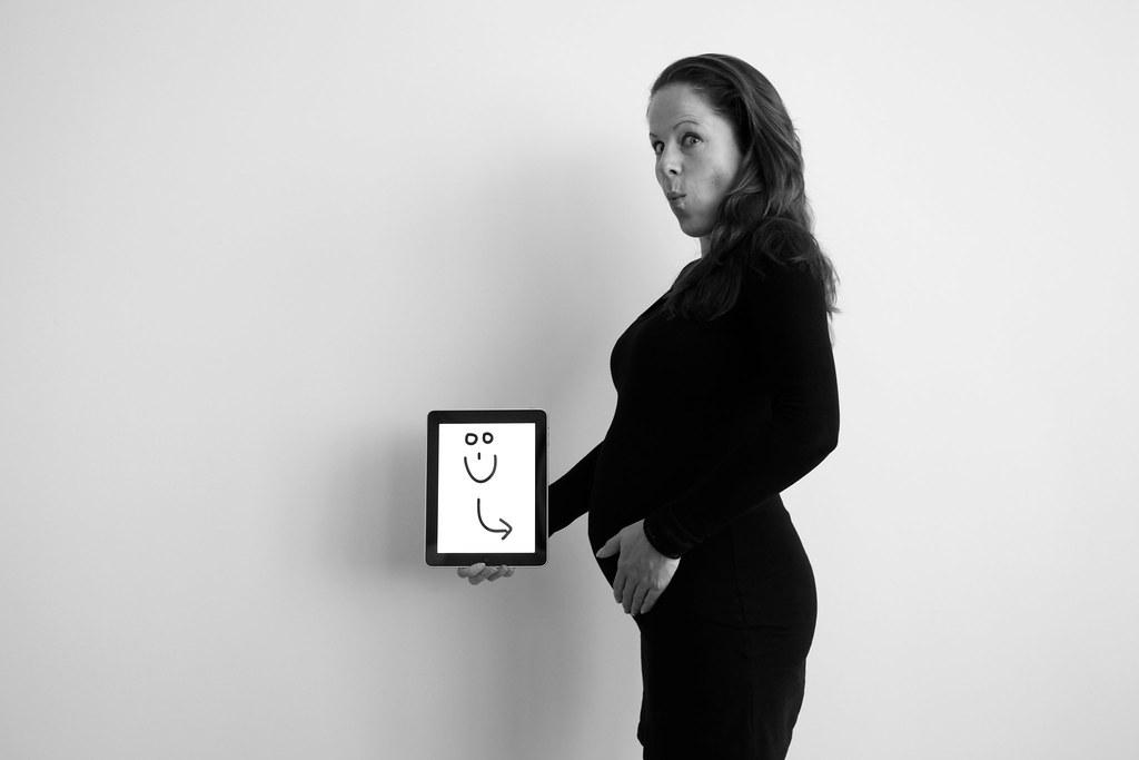 iPad Pregnancy