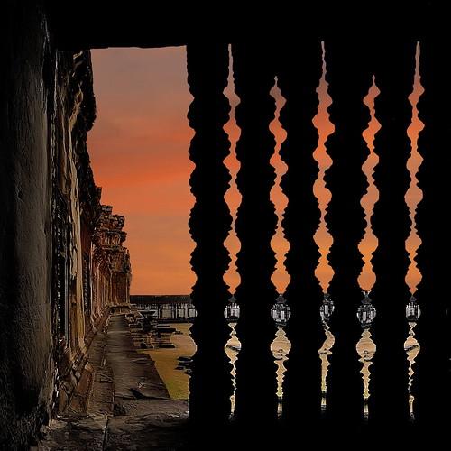 history sunrise temple cambodia angkor bestcapturesaoi