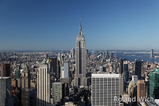 New York - View from Top of the Rock