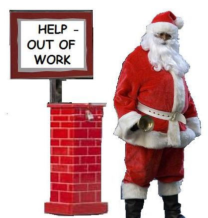 What They Want for Christmas: Jobs