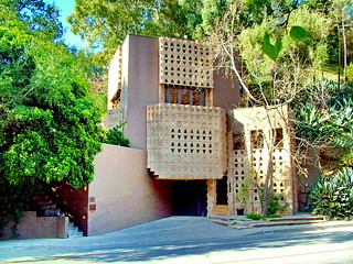 Derby House, Lloyd Wright, Architect, 1926