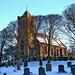 Easington Church 3 images - HDR