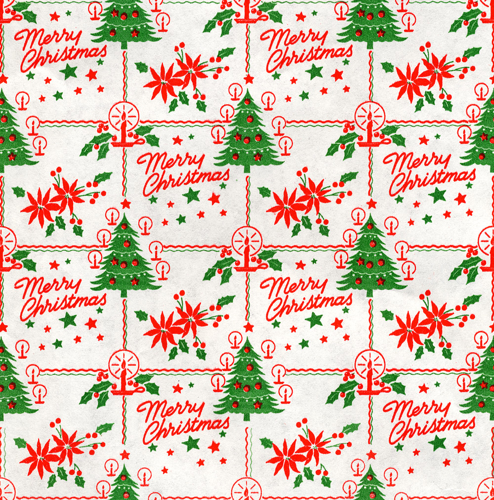 Christmas Wrapping Paper | New Calendar Template Site