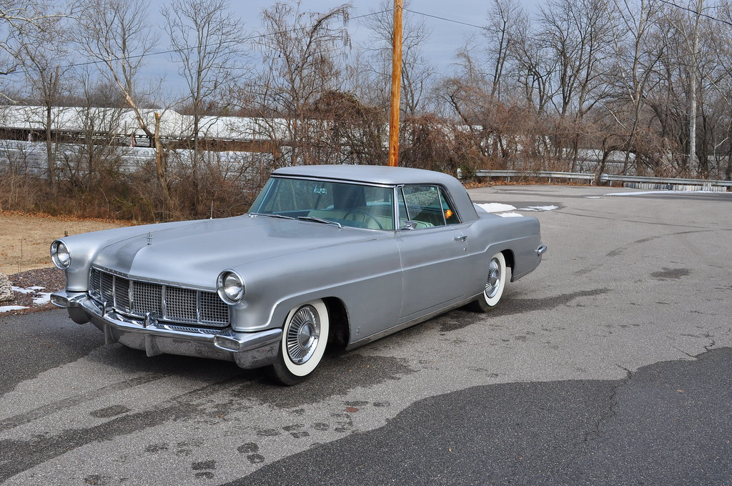 1956 lincoln continental mark ii clean cut creations vintage auto works. Black Bedroom Furniture Sets. Home Design Ideas