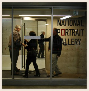 national portrait gallery canberra - folow the leader
