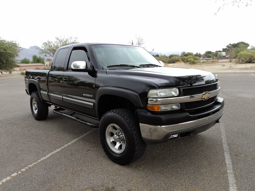 2001 chevy silverado 2500 4x4 truck for sale. Black Bedroom Furniture Sets. Home Design Ideas