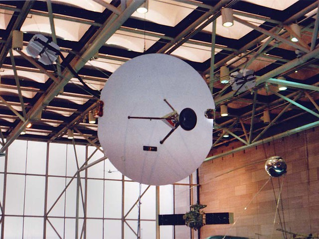 pioneer 6 spacecraft - photo #22