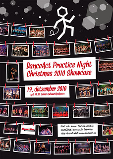DanceAct Practice Night Christmas 2010 Showcase