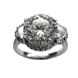 Big Diamond Ring | by Carved Metal