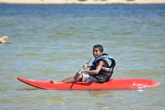 Canoe or Kayak, Bilene, Mozambique