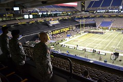 Game Day at 2011 Army All-American Bowl
