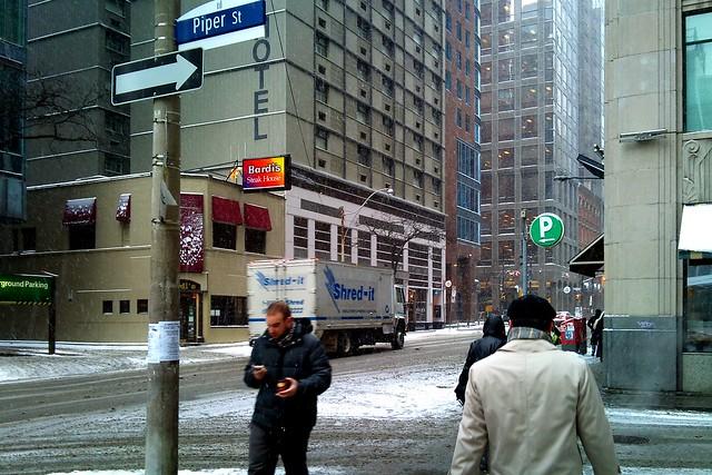 Strathcona Hotel Toronto Bed Bugs