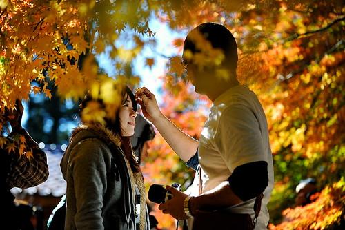 Taiwan Lovers In Autumn 1