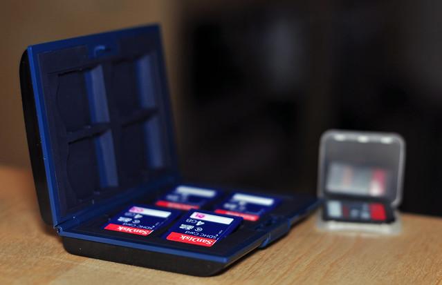 120/365 - Card Storage
