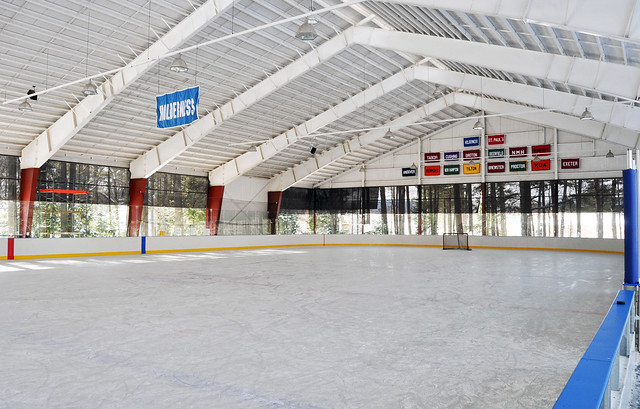Plymouth Holderness Rink Holderness School Flickr