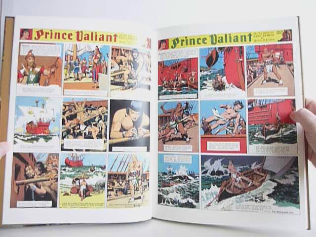 Prince Valiant Vol. 3: 1941-1942 by Hal Foster - video preview
